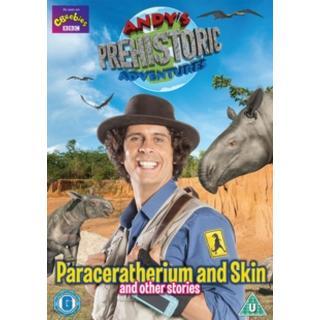 Andy's Prehistoric Adventures - Paraceratherium & Skin (BBC) - Vol 3 [DVD]